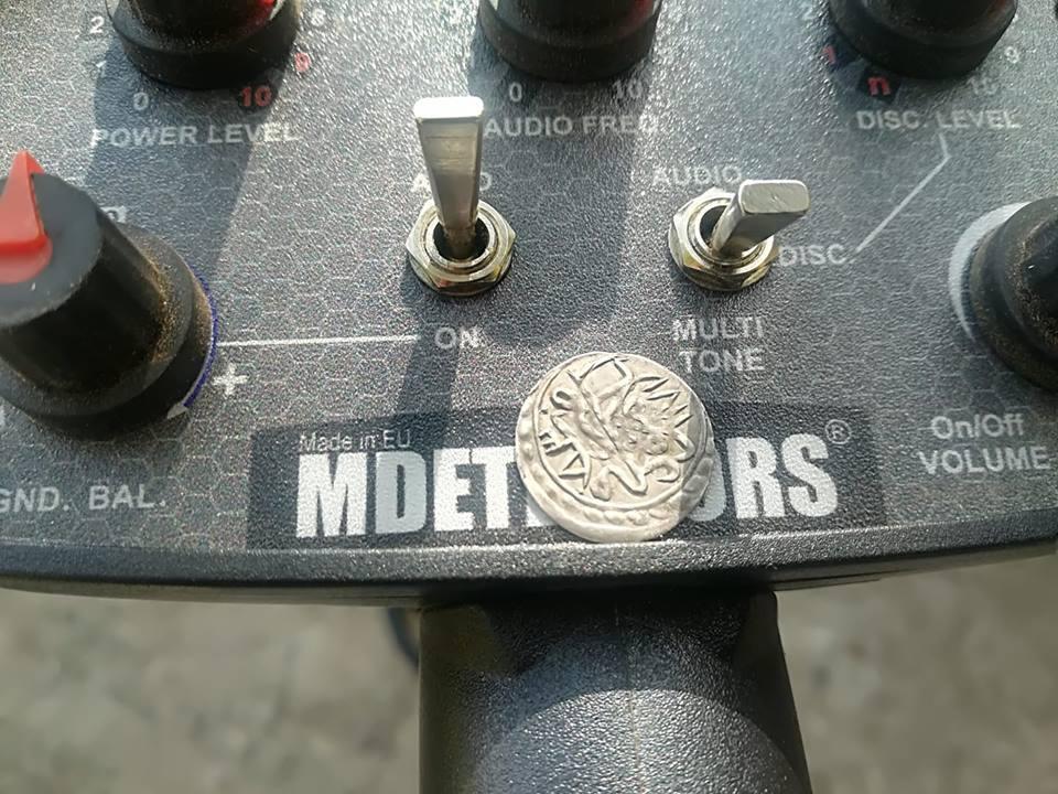Golden Mask 4PRO S - новия металоттърсач-блог бъстър на MDETECTORS 42730710