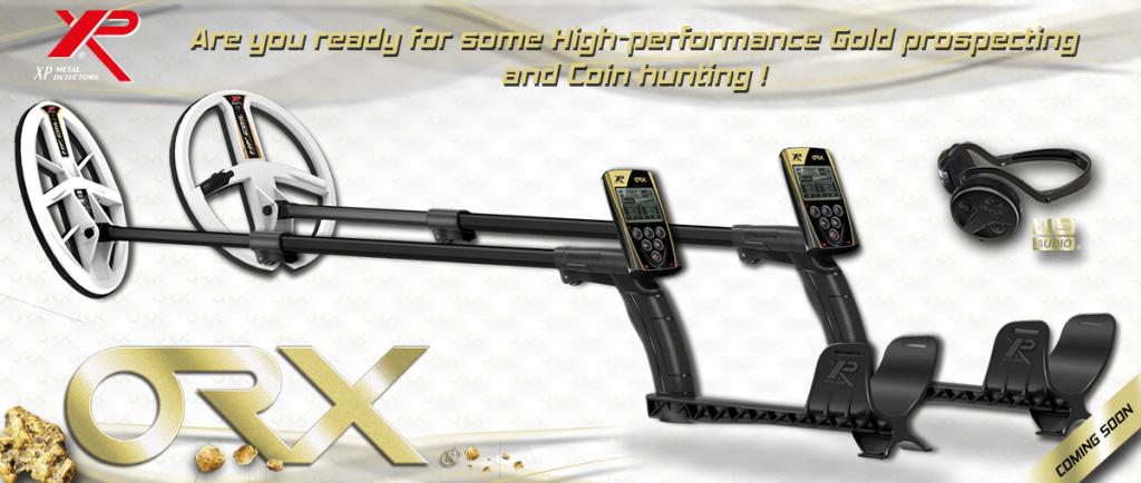 Металотърсачи XP модел ORX Orx-bl10