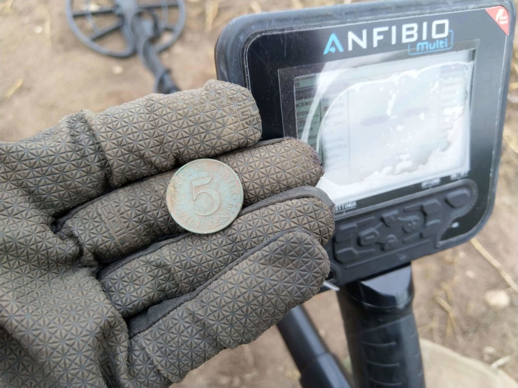 Металолотърсач Nokta Anfibio VS Minelab Equinox  Receiv10