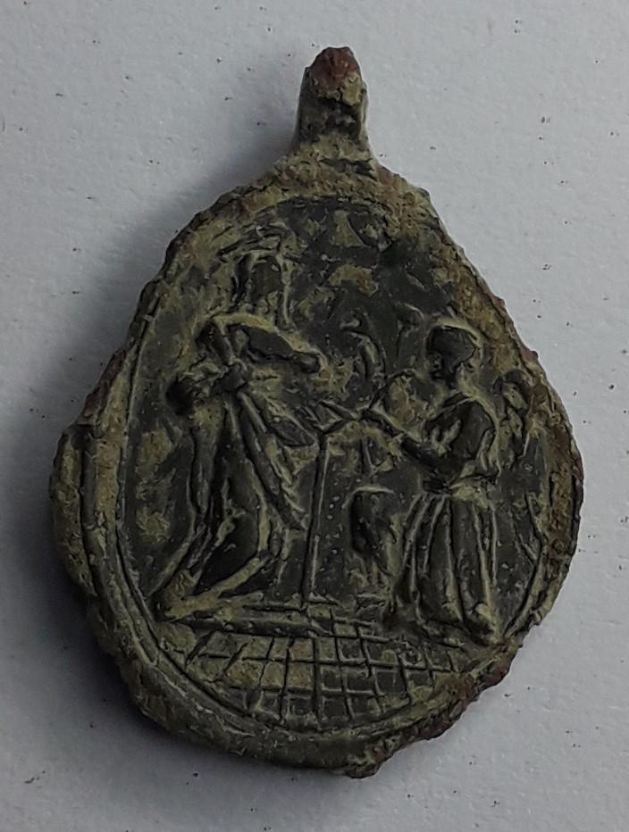 Inmaculada / Anunciacion a María S-XVII 20200115