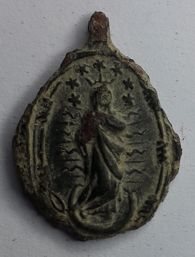 Inmaculada / Anunciacion a María S-XVII 20200116