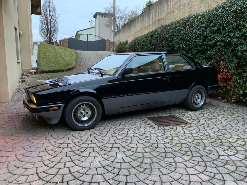 Maserati biturbo SI Black 1987 - bg850834 Img_0310