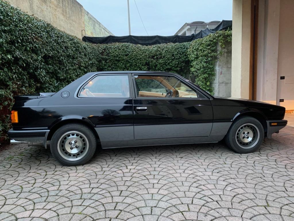 Maserati biturbo SI Black 1987 - bg850834 Img_0311