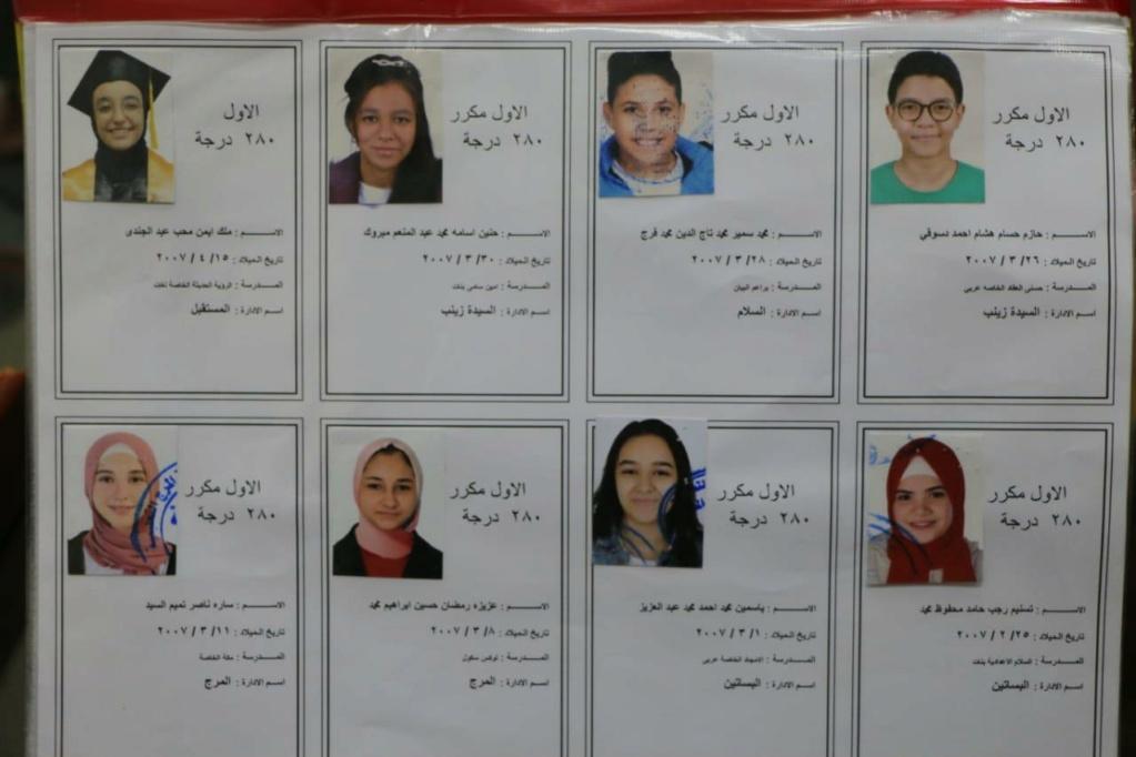 اعتماد نتيجة الشهادة الإعدادية بالقاهرة بنسبة نجاح 83.9% 20210611