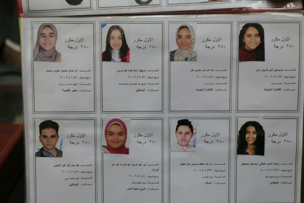 اعتماد نتيجة الشهادة الإعدادية بالقاهرة بنسبة نجاح 83.9% 20210612