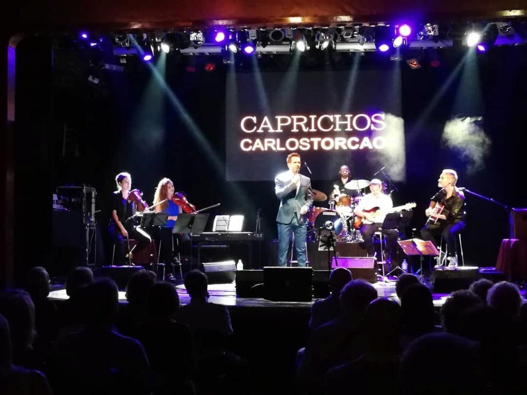 """LOS """"CAPRICHOS"""" DE CARLOS (más vale tarde que nunca) 37039510"""