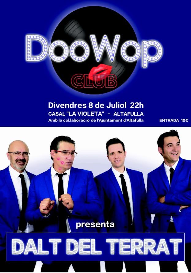 DooWop Club: The Fantastic Four. Altafu10