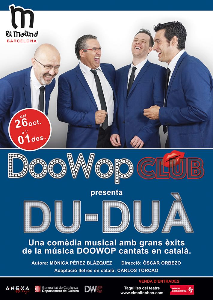 DooWop Club: The Fantastic Four. Molino10