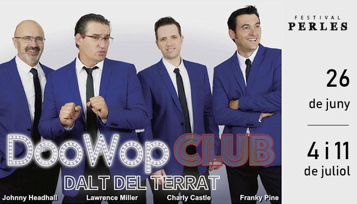 DooWop Club: The Fantastic Four. Perlas10