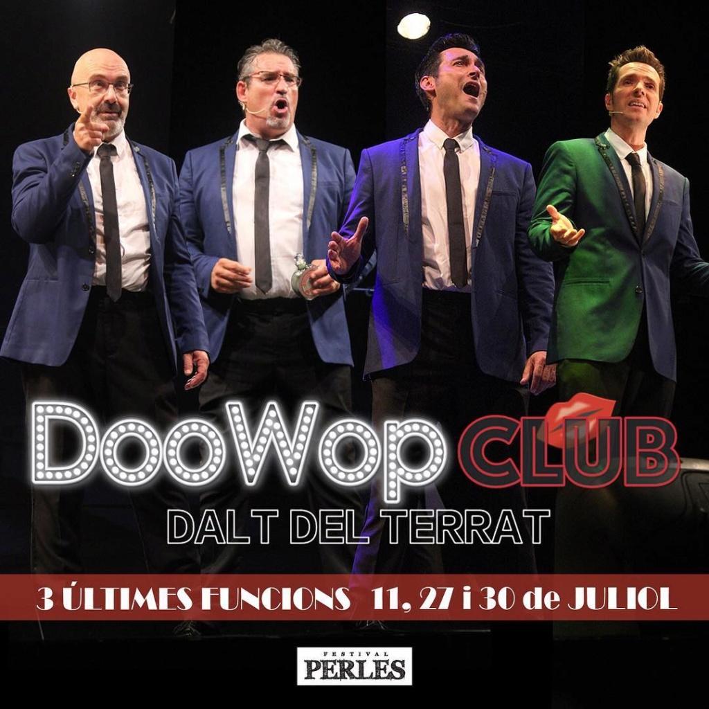 DooWop Club: The Fantastic Four. Perlas11