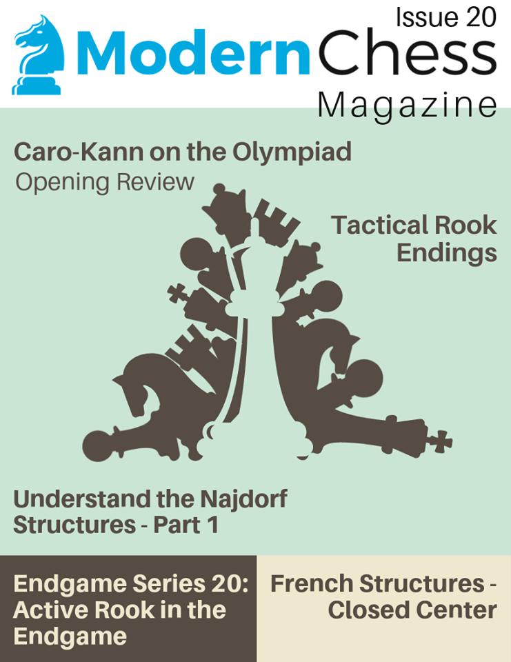 Modern chess magazine 20 Mcm2010