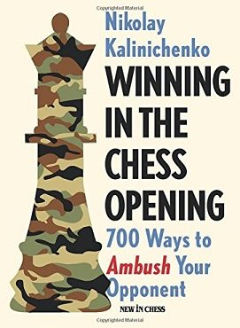 winning in the chess opening 700 ways to ambush? Winnin10
