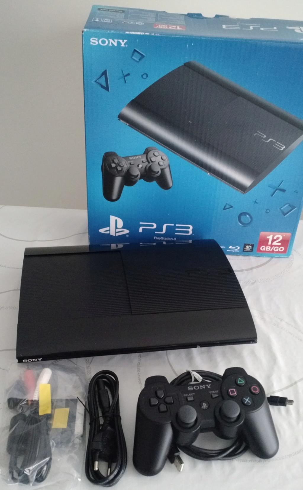 [VENDS] PS3 super slim ODE 3K3Y 50€ Img_2011