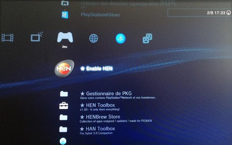 [VENDU] PS3 super slim 500GO HAN 4.84 HEN 2.3.1  70€ Img_2077