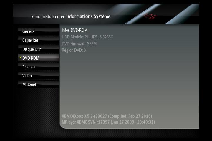 [VENDU] xbox xbmc soft mod 500g ide Screen15