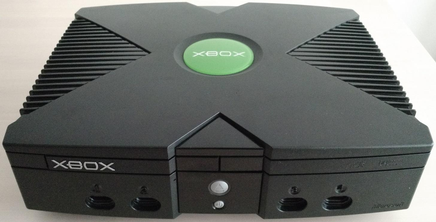 2 xbox og xbmc tsop flashé evox 80g ide et 50Og sata Xbox_511