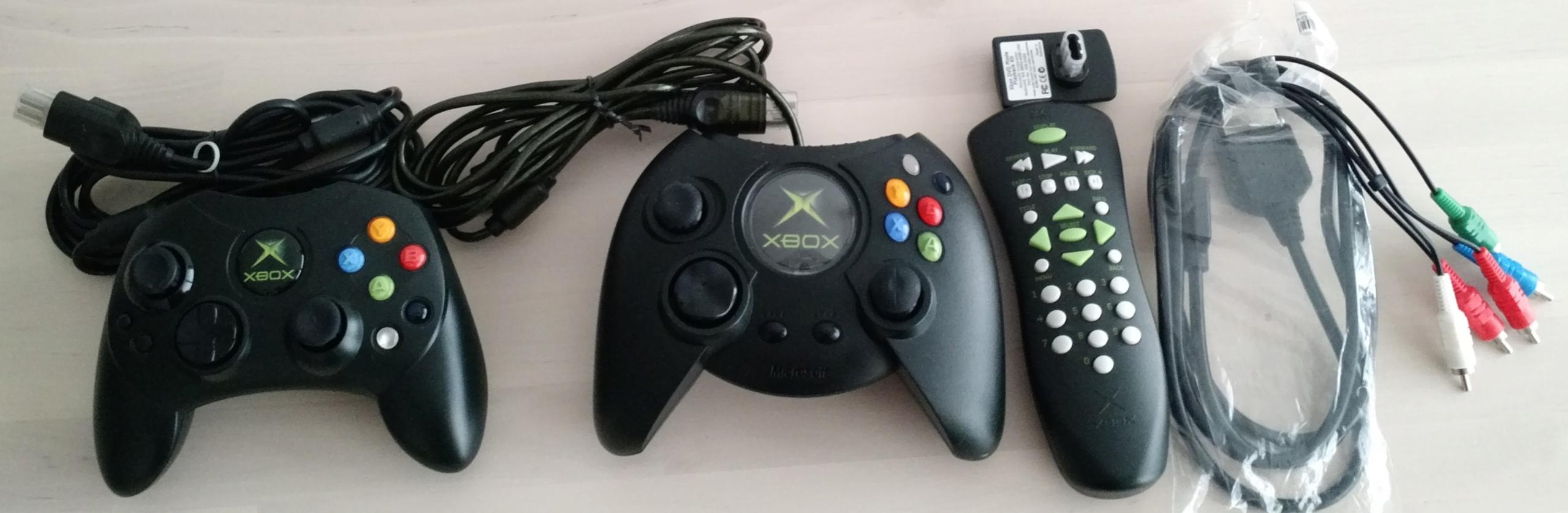 2 xbox og xbmc tsop flashé evox 80g ide et 50Og sata Xbox_512