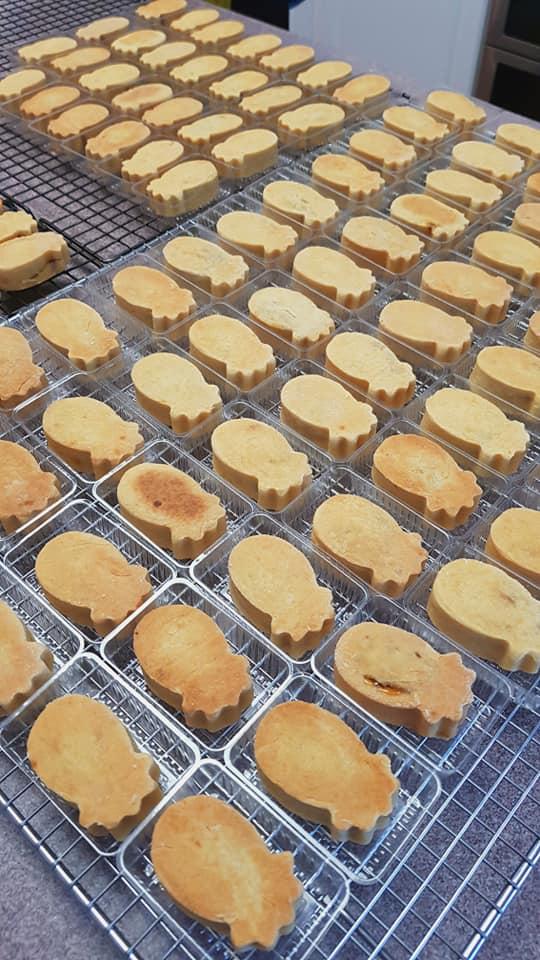 Khoe Bánh dứa.  7afc8d10