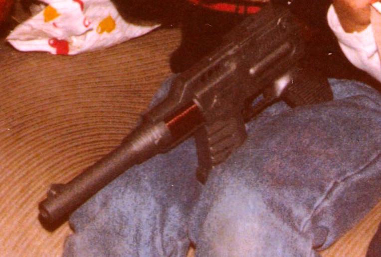 Fusil gris G10