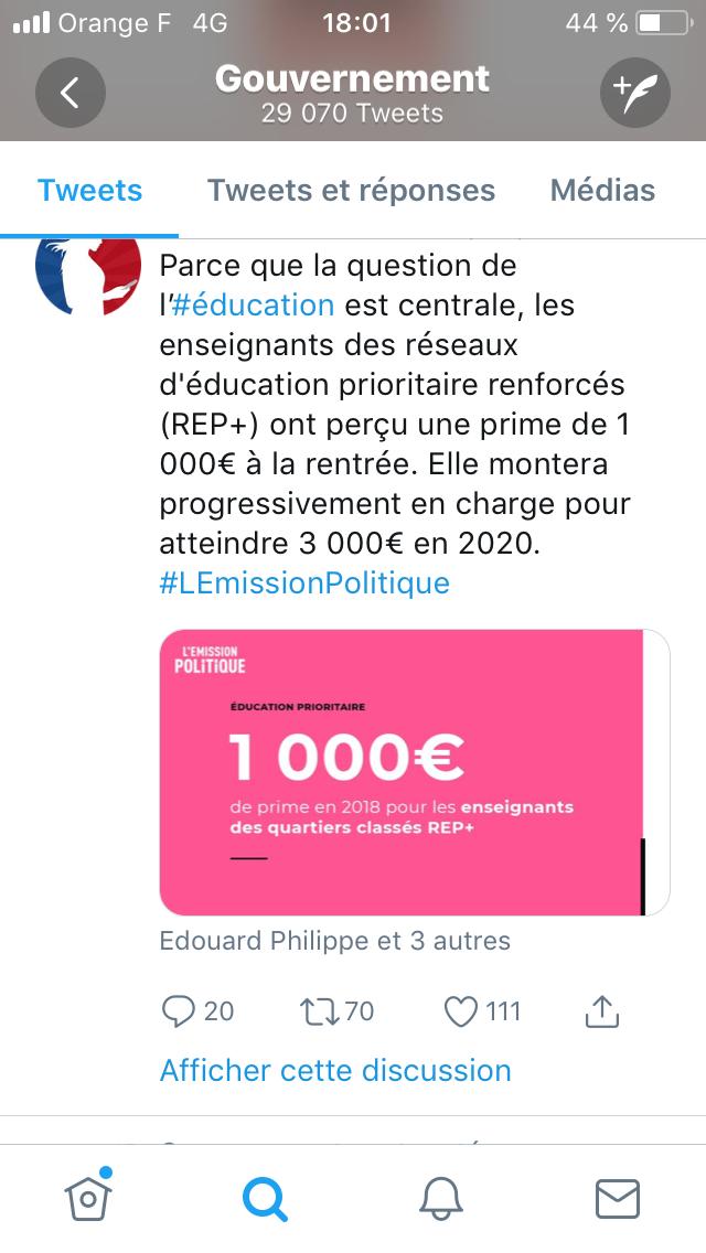 [Les Échos] Prime de 3000€ pour les professeurs en REP + - Page 7 0a723e10
