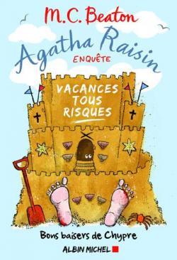 Agatha Raisin enquête tome 6 - Vacances tous risques de M.C. Beaton Cvt_ag13
