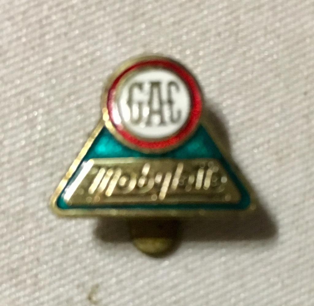 Pin Mobylette para coleccionistas 32ec5210
