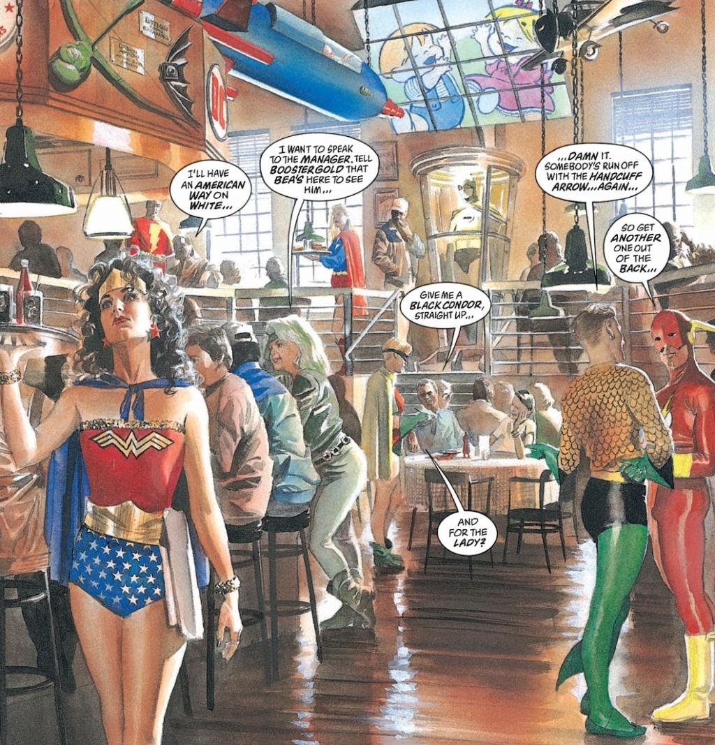Diner thématique  [Power Girl] Rco01010