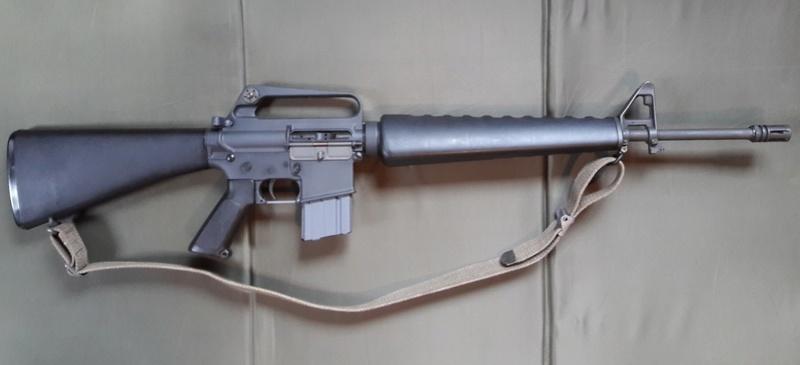 Rechargement 222Rem Magnum Colt Sporter-SP1 1980 0db6ea10