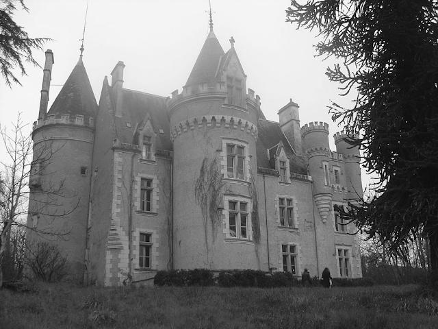 Le Château hanté de Fougeret