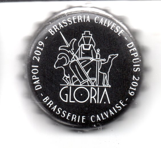 catalogue de muselet de biere Gloria10