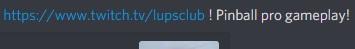 Le Discord du Lup's Club C10