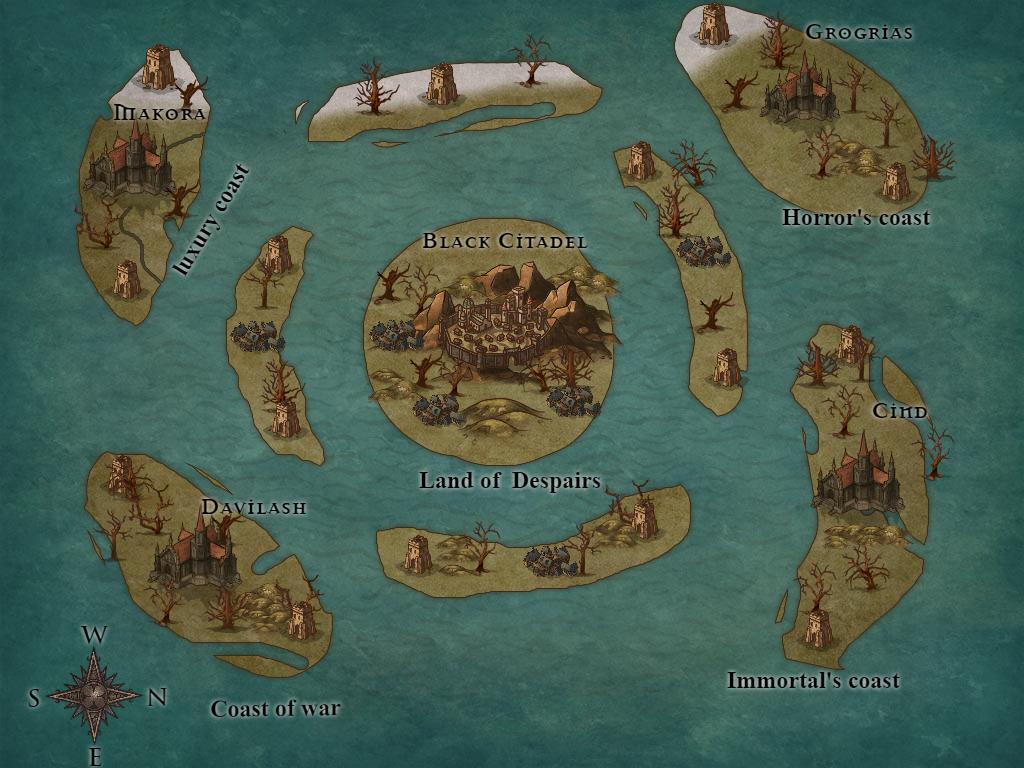 Géopolitique Map10
