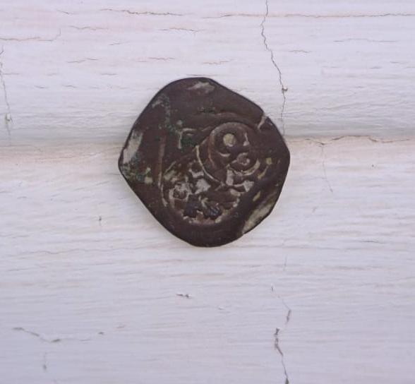 8 maravedís de Felipe III o IV, resellados. Whatsa11
