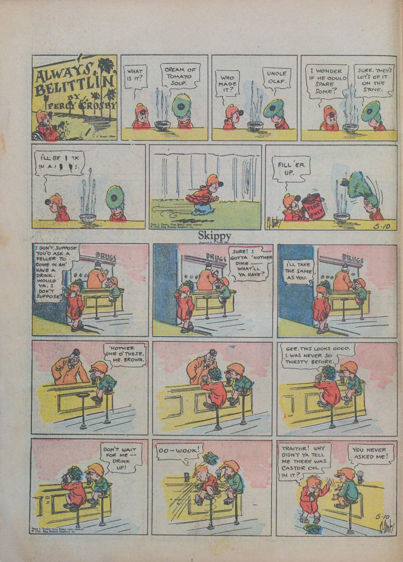 9ème Art, musée de la bande dessinée par Morris et Vankeer - Page 17 -01810