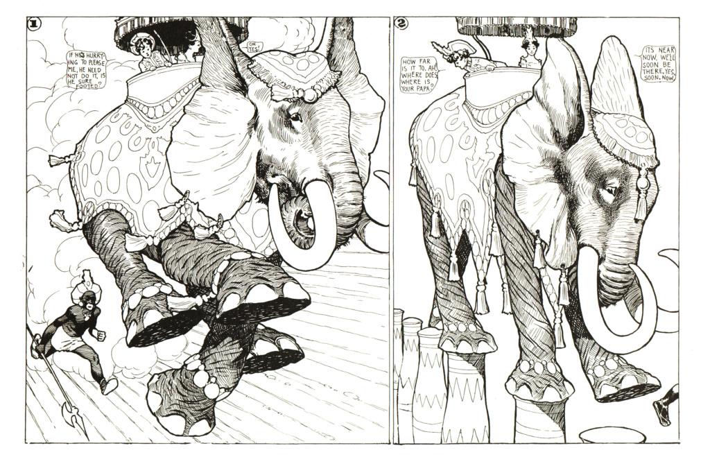 9ème Art, musée de la bande dessinée par Morris et Vankeer - Page 13 00519