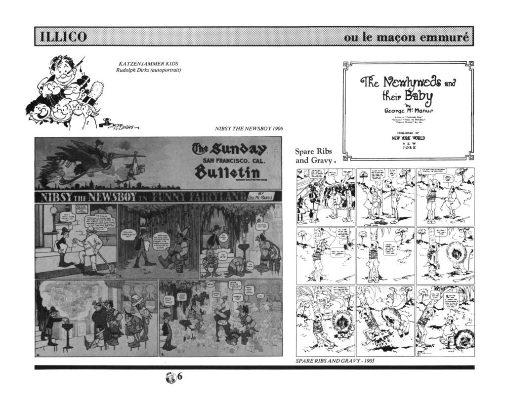 9ème Art, musée de la bande dessinée par Morris et Vankeer - Page 3 00610