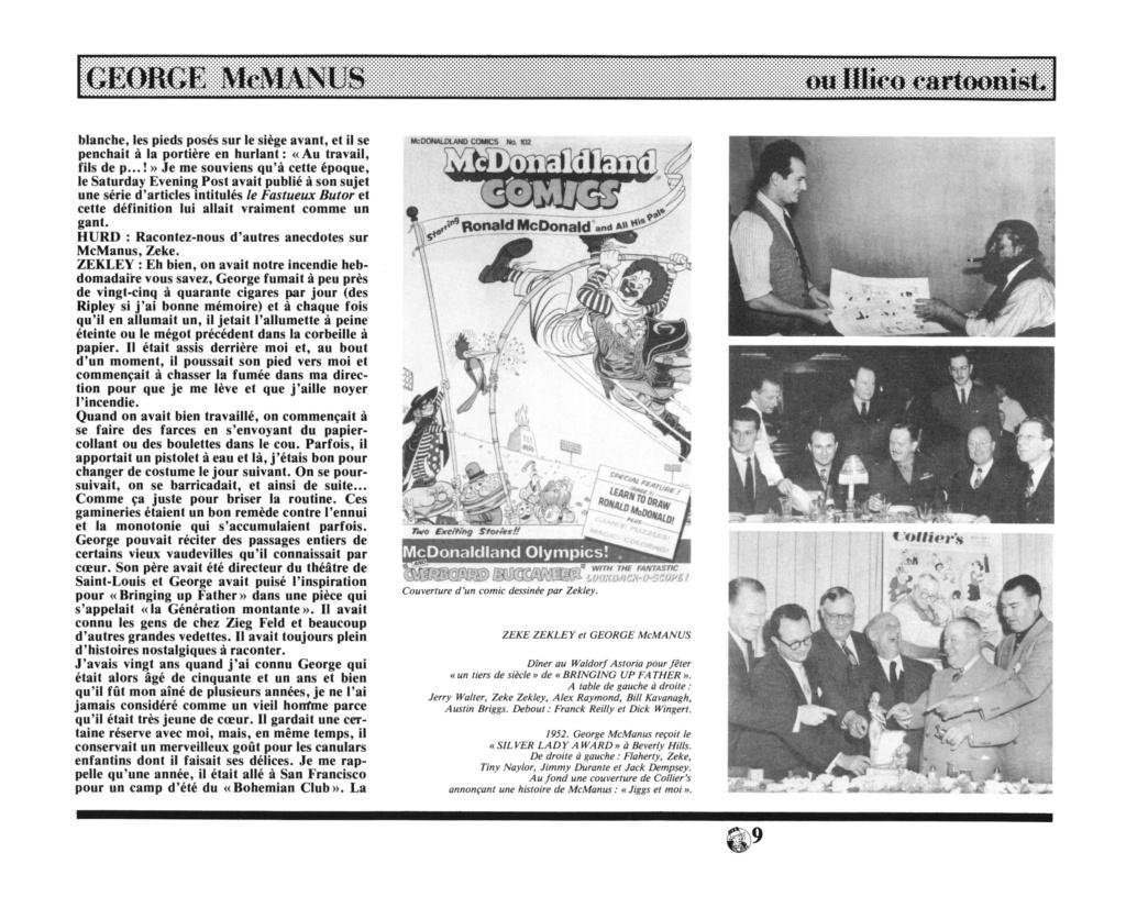 9ème Art, musée de la bande dessinée par Morris et Vankeer - Page 3 00911