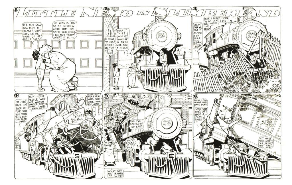 9ème Art, musée de la bande dessinée par Morris et Vankeer - Page 13 00915