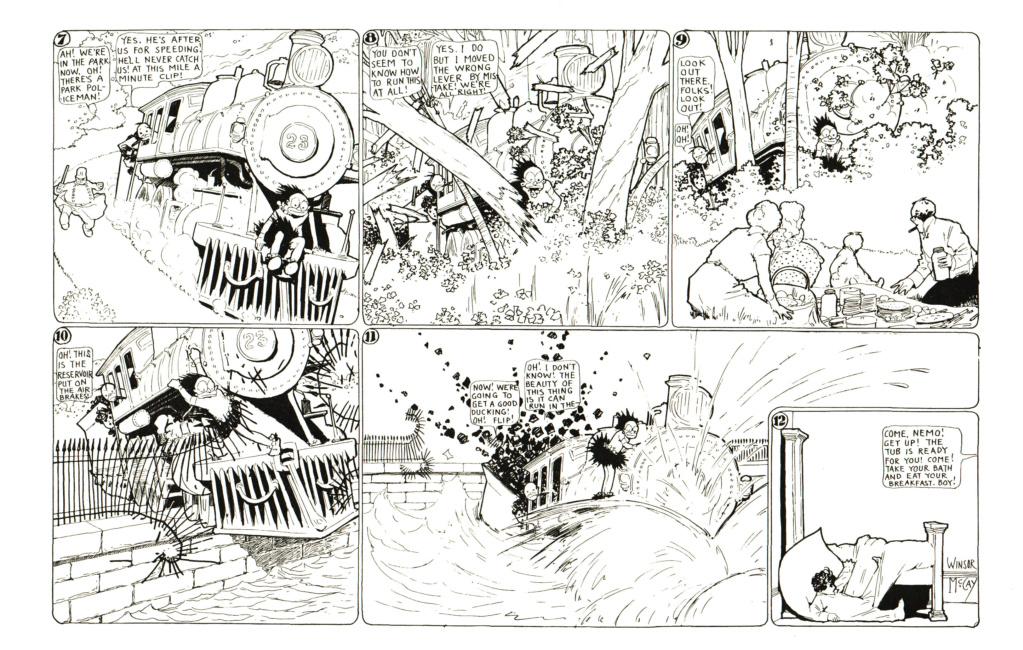 9ème Art, musée de la bande dessinée par Morris et Vankeer - Page 13 01114