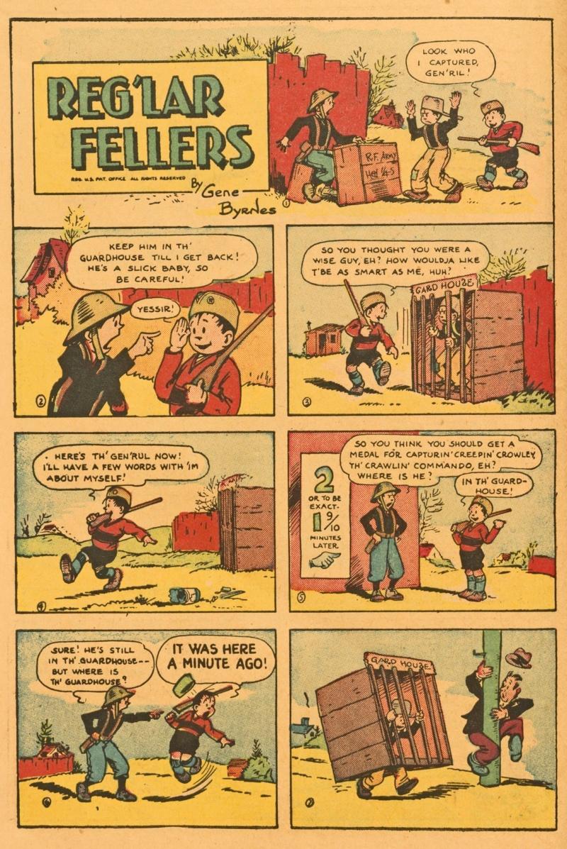 9ème Art, musée de la bande dessinée par Morris et Vankeer - Page 24 01212