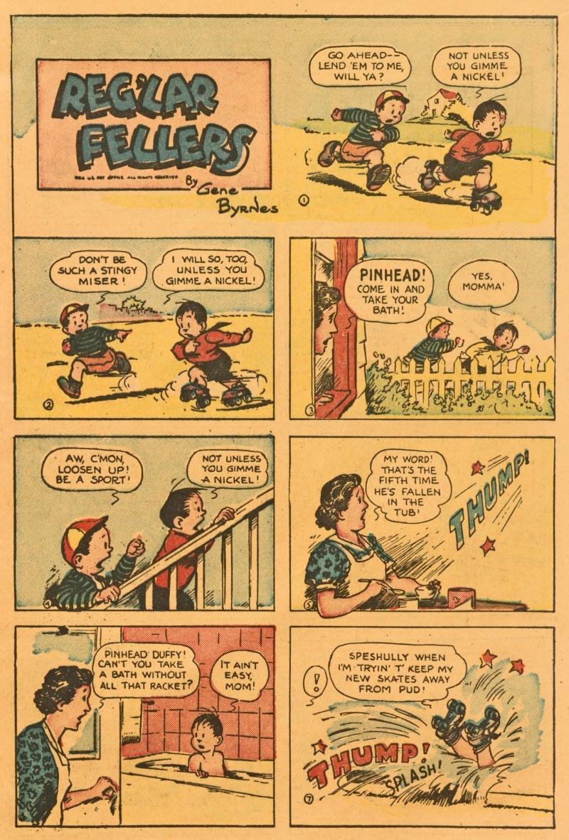 9ème Art, musée de la bande dessinée par Morris et Vankeer - Page 24 01311