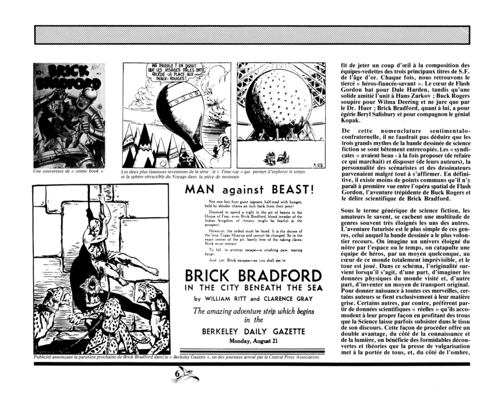 9ème Art, musée de la bande dessinée par Morris et Vankeer - Page 3 0622