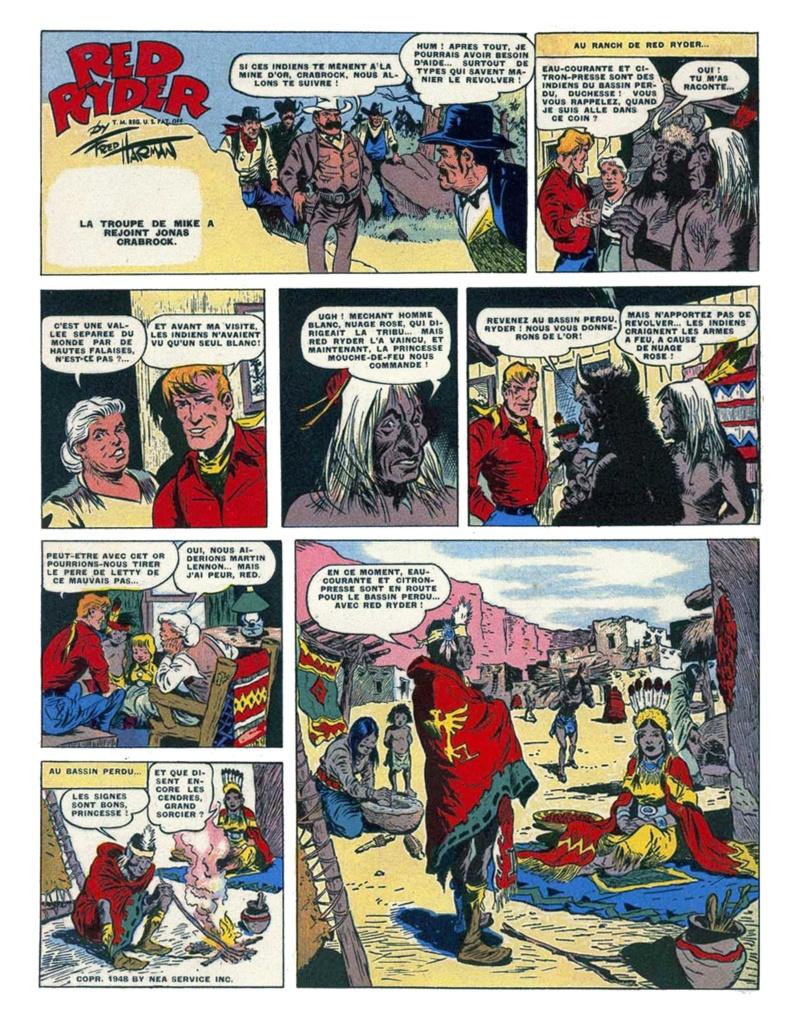 9ème Art, musée de la bande dessinée par Morris et Vankeer - Page 9 0631
