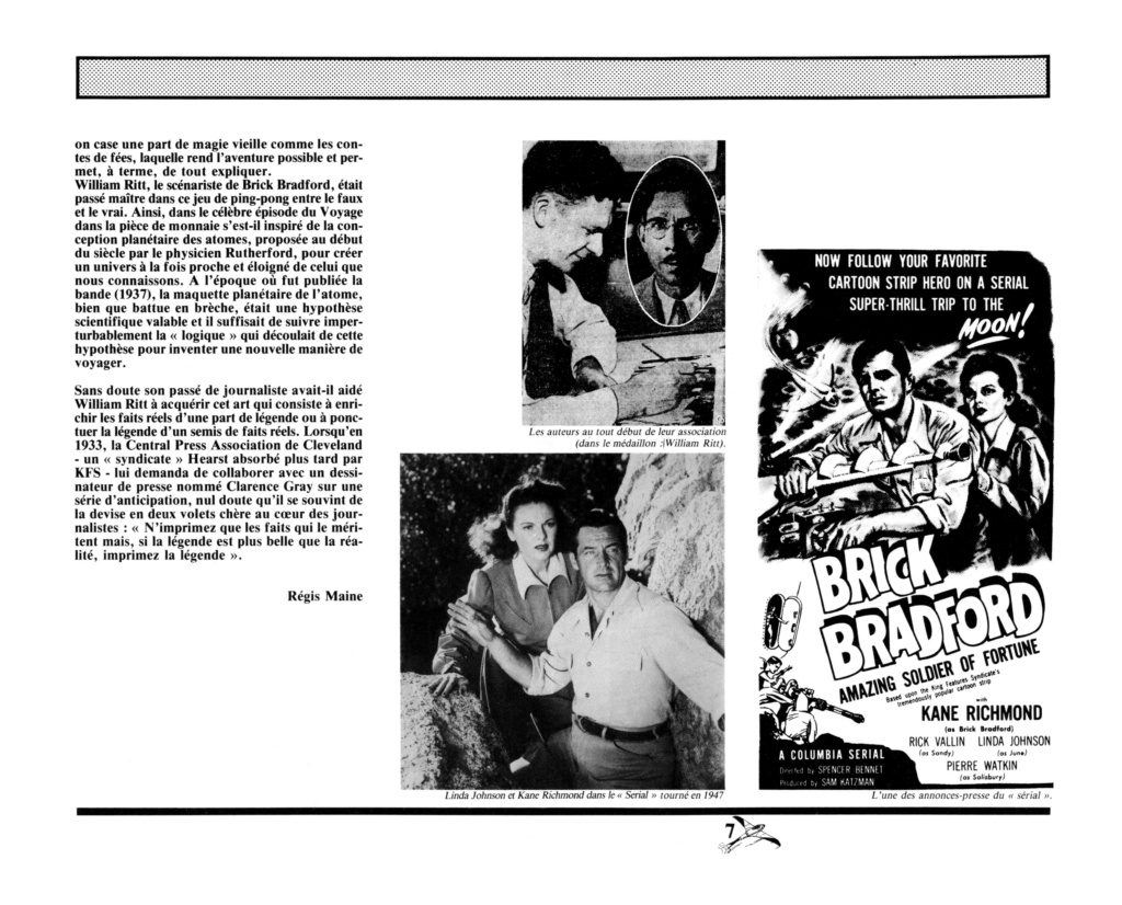 9ème Art, musée de la bande dessinée par Morris et Vankeer - Page 3 0722