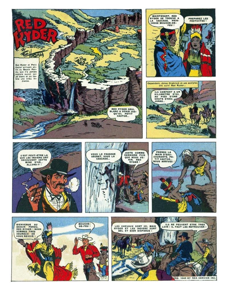 9ème Art, musée de la bande dessinée par Morris et Vankeer - Page 9 0730