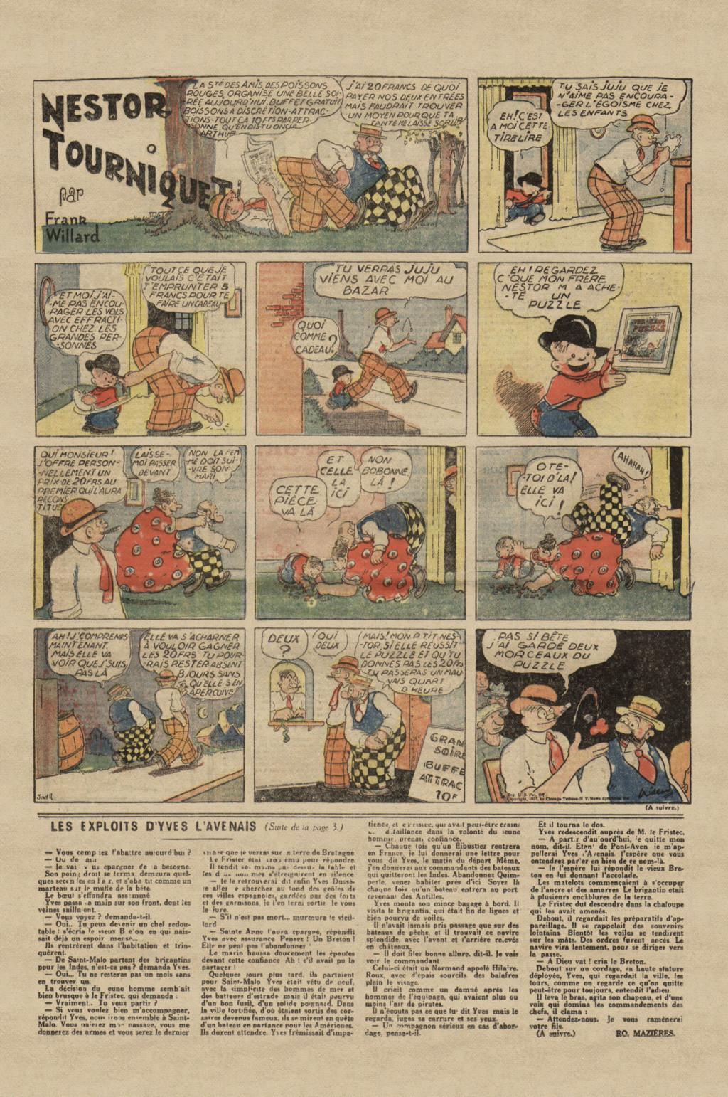 9ème Art, musée de la bande dessinée par Morris et Vankeer - Page 6 0825