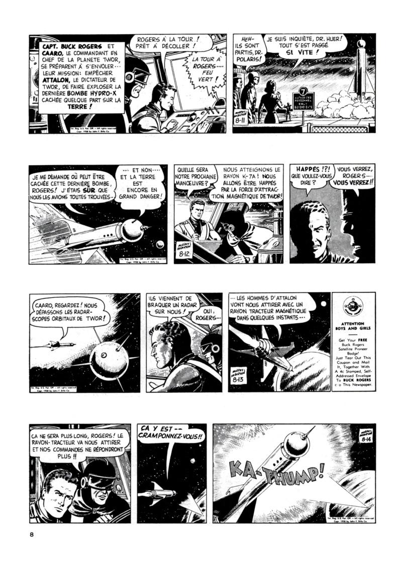 9ème Art, musée de la bande dessinée par Morris et Vankeer - Page 6 0828