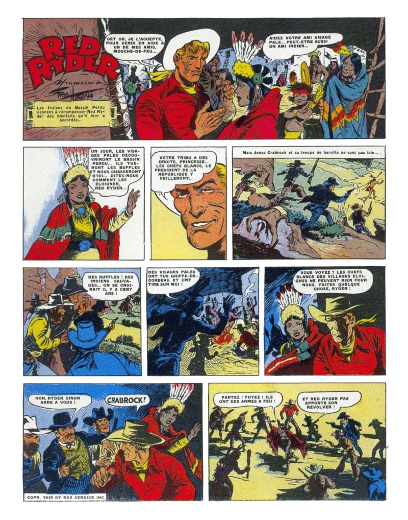 9ème Art, musée de la bande dessinée par Morris et Vankeer - Page 9 0831