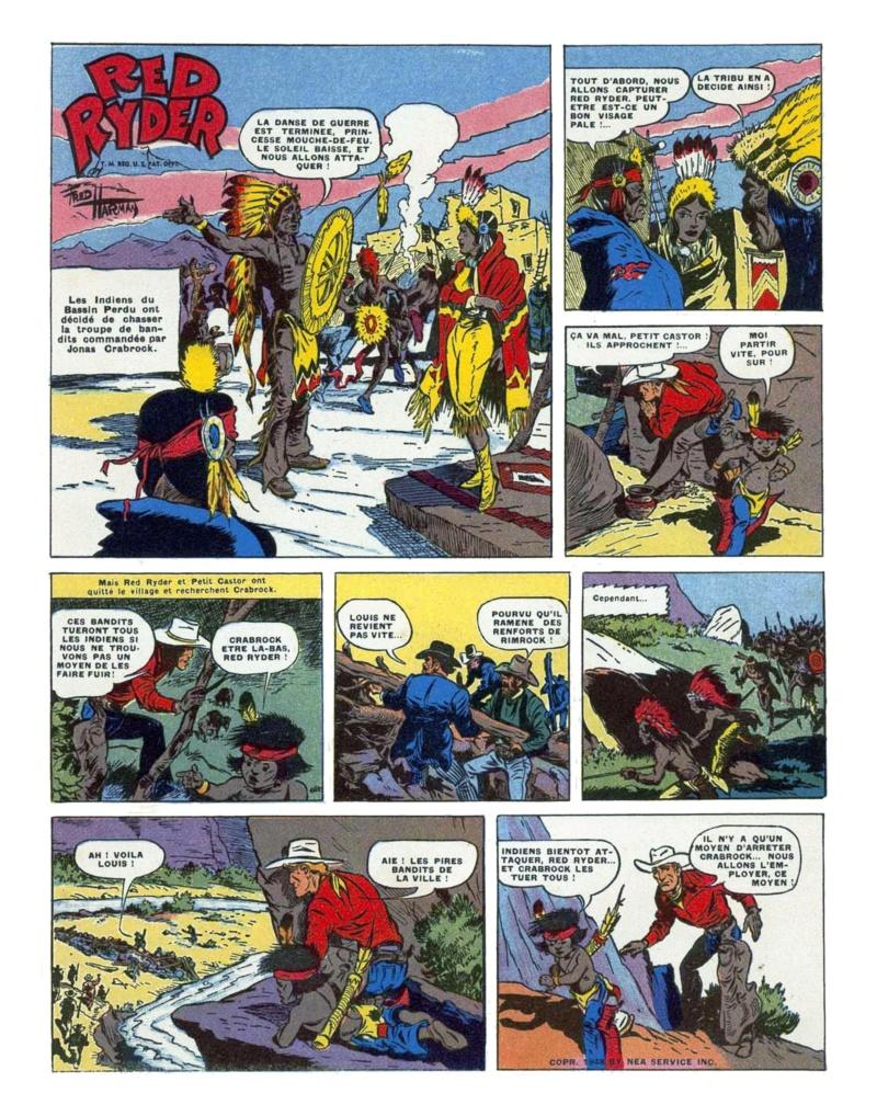 9ème Art, musée de la bande dessinée par Morris et Vankeer - Page 9 0928