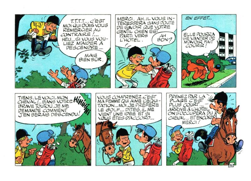 Jean Roba le dessinateur discret - Page 4 1015